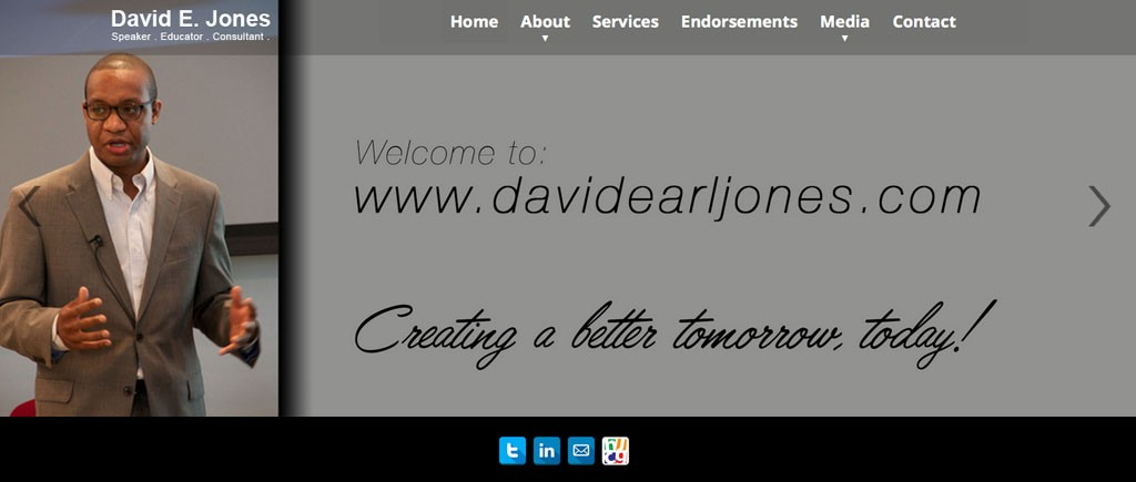 David Jones, davidearljones.com, diversity, inclusion, consulting